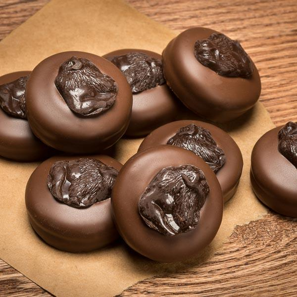Buffalo's Best BuffalOreos by Fowler's Chocolates