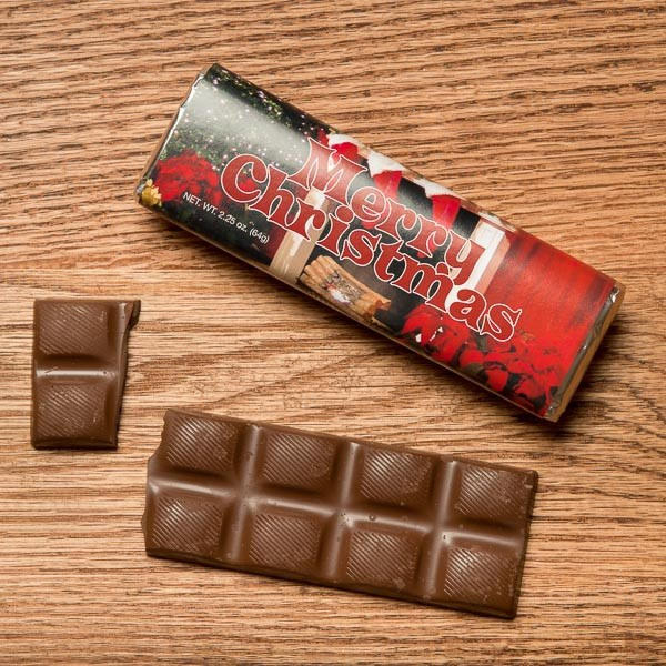 Buffalo's Best Merry Christmas Bar by Fowler's Chocolates
