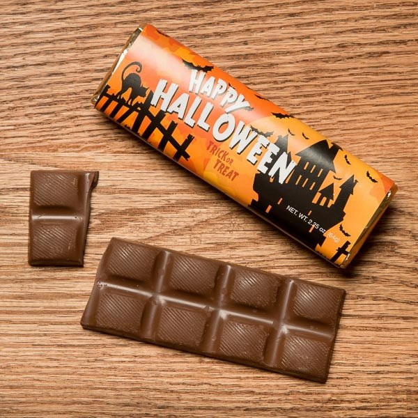 Buffalo's Best Halloween Candy Bars by Fowler's Chocolates
