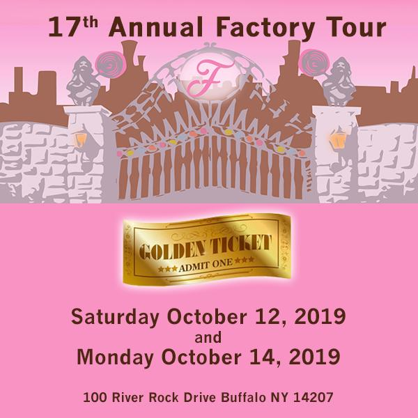 Factory Tour Ticket