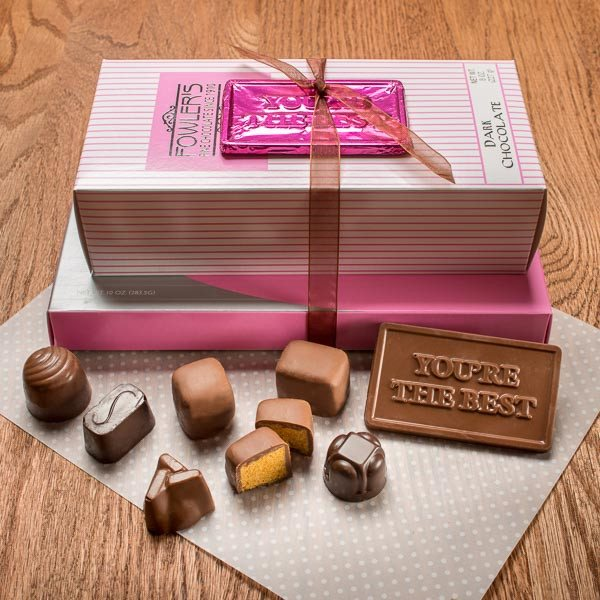 Buffalo's Best Sweetest Day Gift Set [NEW] by Fowler's Chocolates