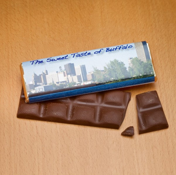Our sweet taste of Buffalo bar, the perfect treat