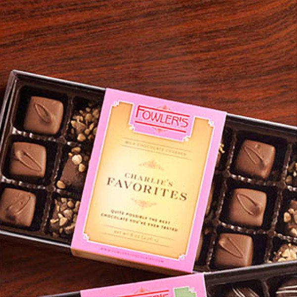 Buffalo's Best Charlie's Favorites by Fowler's Chocolates