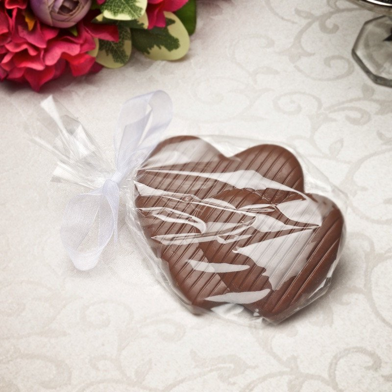Buffalo's Best Double Heart by Fowler's Chocolates