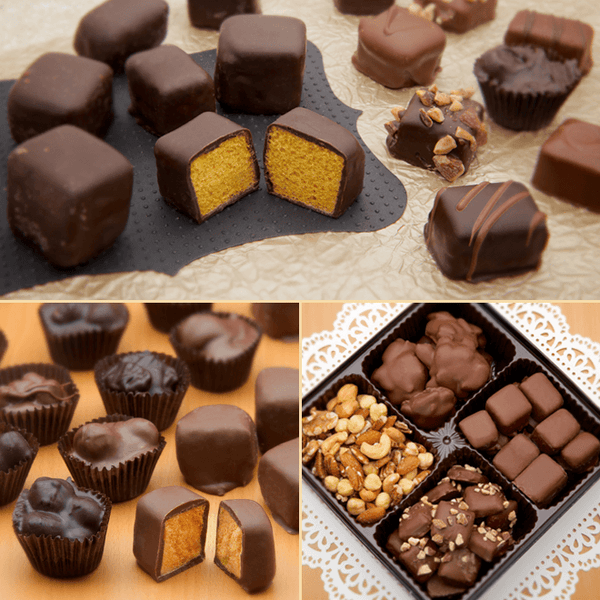 Buffalo's Best Elmwood Avenue Taster - 3 Month Chocolate Club by Fowler's Chocolates