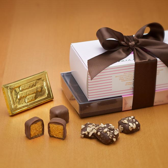 0434245e Father's Day Gift of Chocolate - Fowler's Chocolates
