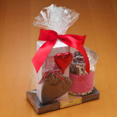 Buffalo's Best From-the-Heart Assortment by Fowler's Chocolates