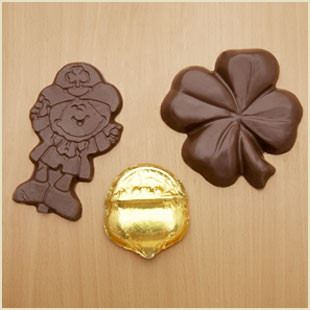 Buffalo's Best Lucky St. Patty's Trio by Fowler's Chocolates