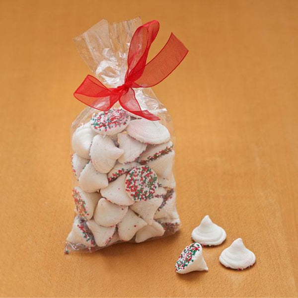 Buffalo's Best White Chocolate Melty Mints by Fowler's Chocolates