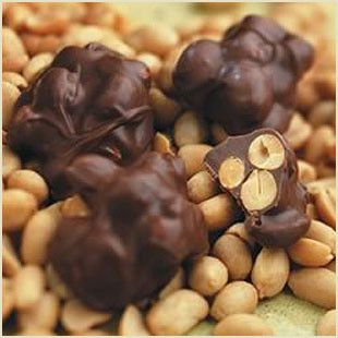 Buffalo's Best Peanut Clusters by Fowler's Chocolates