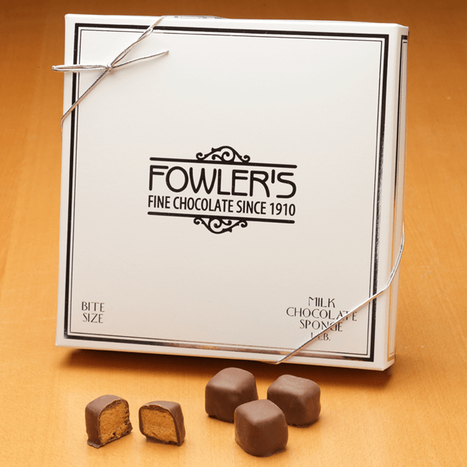 Buffalo's Best Sponge Candy + Premium Sampler = The Perfect Gift by Fowler's Chocolates