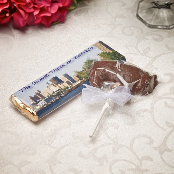Buffalo's Best Buffalo Bar Gift Pack by Fowler's Chocolates