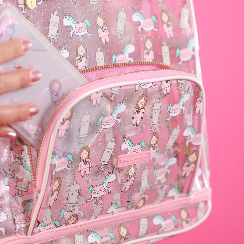 "Mochila ""Unicornios"" - Glitter Collection"