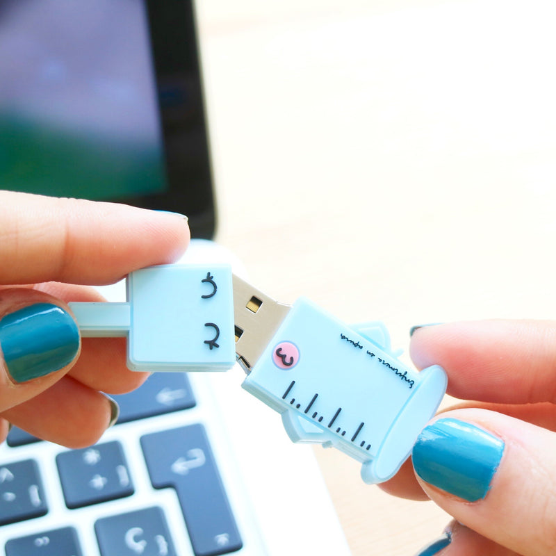 "Pendrive 16GB ""Jeringuilla"""