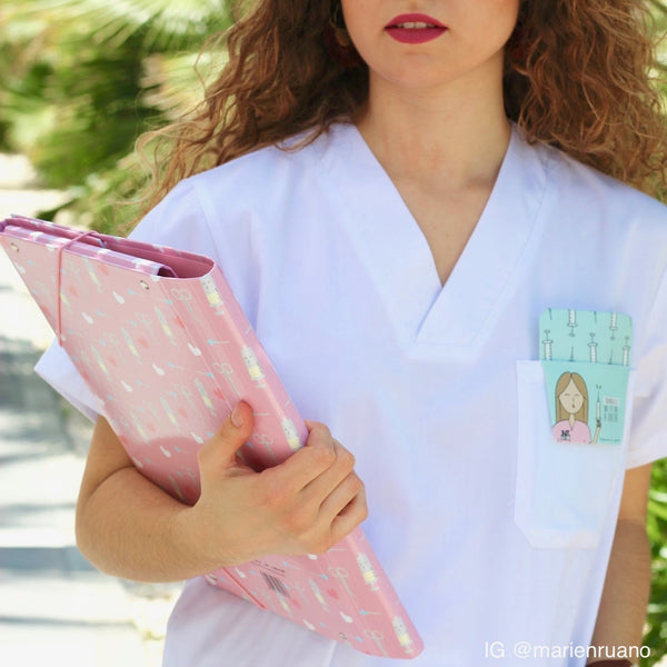 "Carpeta ""I'm a nurse"""