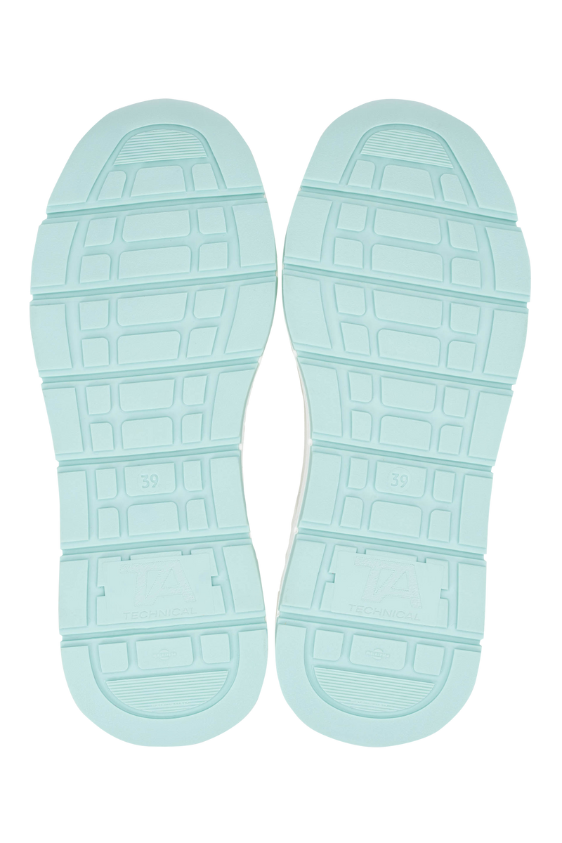Zapatillas Technical Platforms - Aquamarine