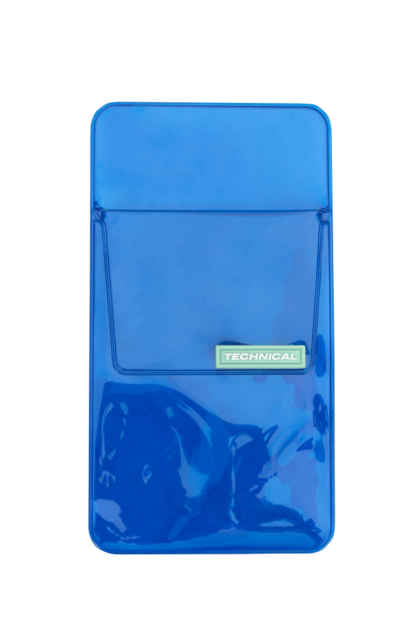 Salvabolsillo glossy - Sea blue