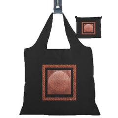 Ancient Copper Moon Foldaway Tote