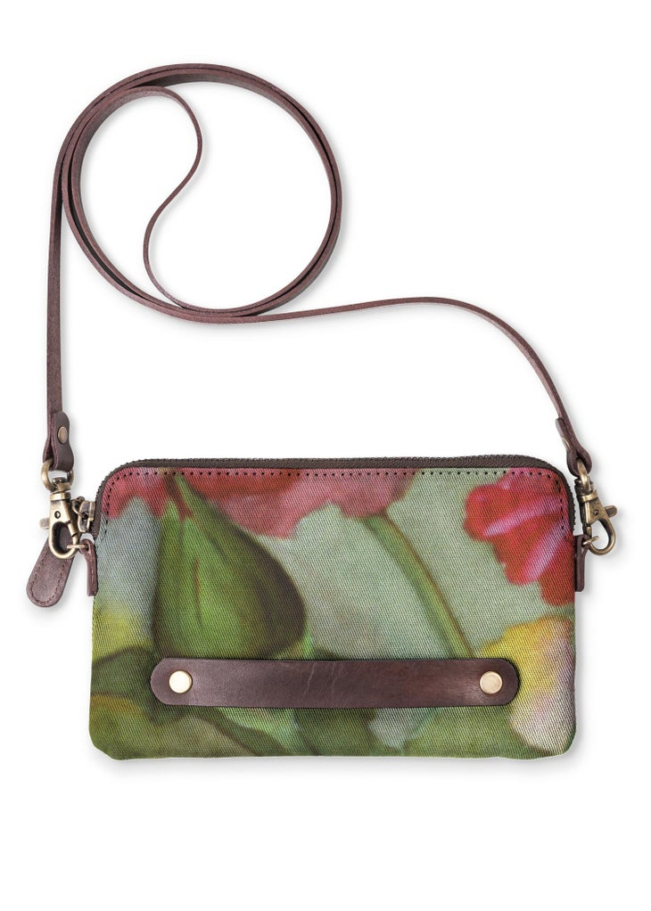 About to Burst Cotton Clutch -- Only 2 Left