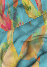 Load image into Gallery viewer, Bamboo at Noon Long Scarf - Modal - 45 of 75 Left