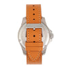 Elevon Aviator Leather-Band Watch w/Date - Camel/Black - ELE120-15