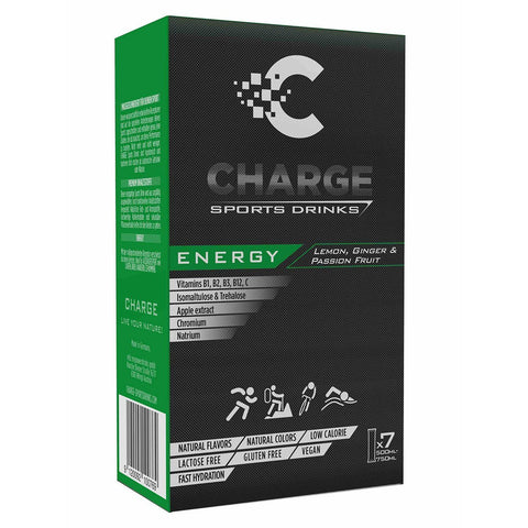 Charge Sportsdrink Energy - Rent and Go - Schölzhorn Sport GmbH