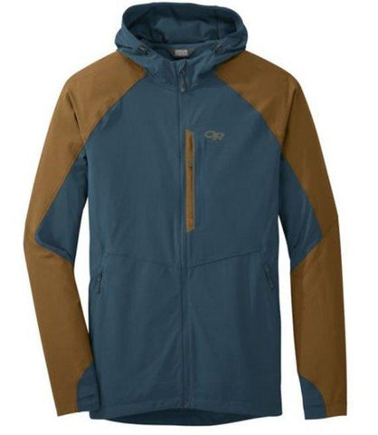 Outdoor Research Mens Ferrosi Hooded Jkt - Rent and Go - Schölzhorn Sport GmbH