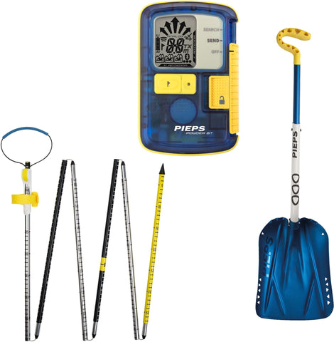 Pieps Set (Powder BT, Probe Alu 260, Shovel C660) - Rent and Go - Schölzhorn Sport GmbH
