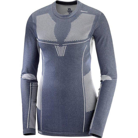 Salomon Warm Seamless Tee W - Rent and Go - Schölzhorn Sport GmbH