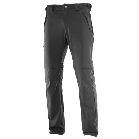 Salomon Wayfarer Straight Zip Pant M - Rent and Go - Schölzhorn Sport GmbH