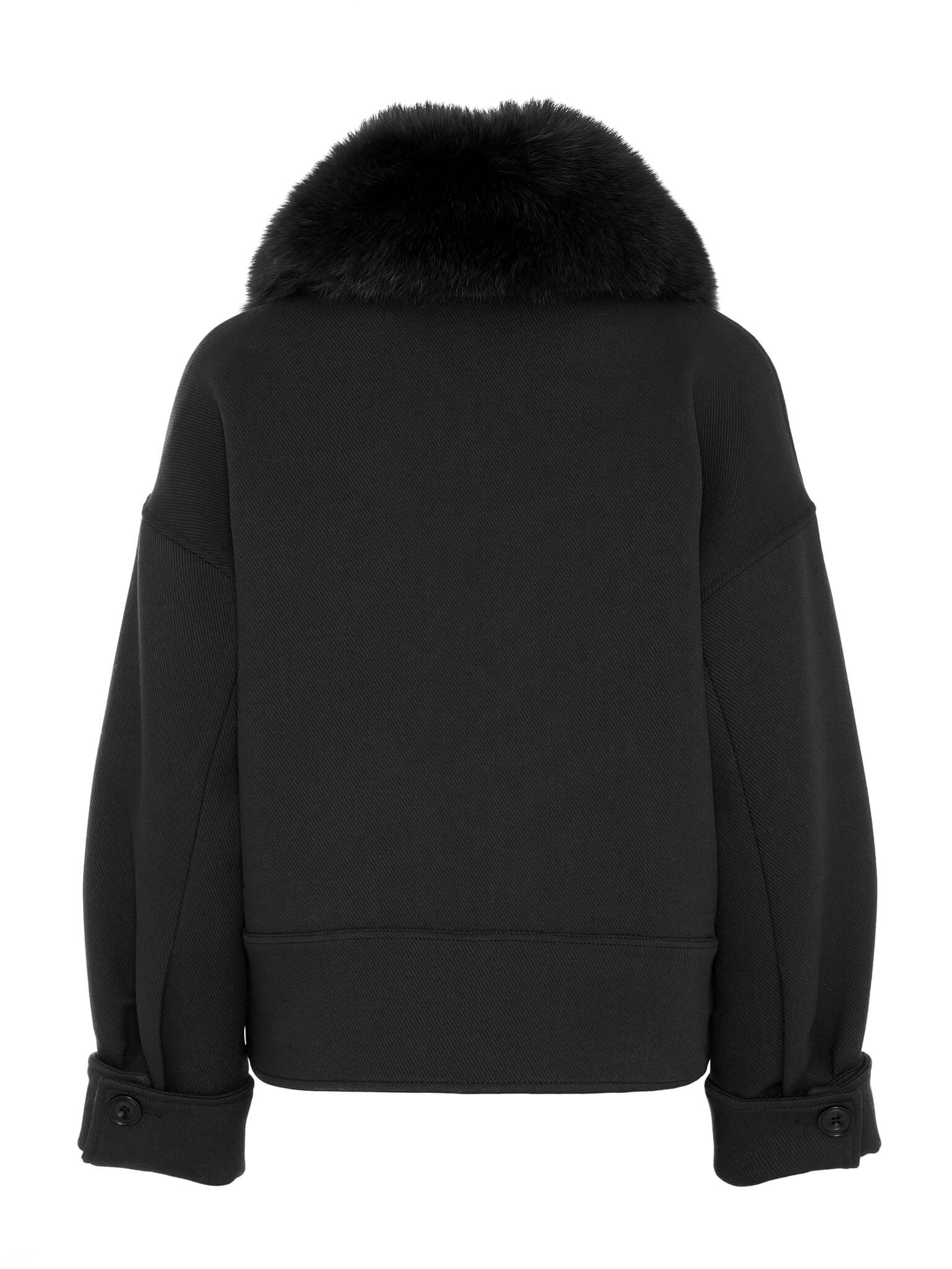 CHARLIE JACKET - BLACK