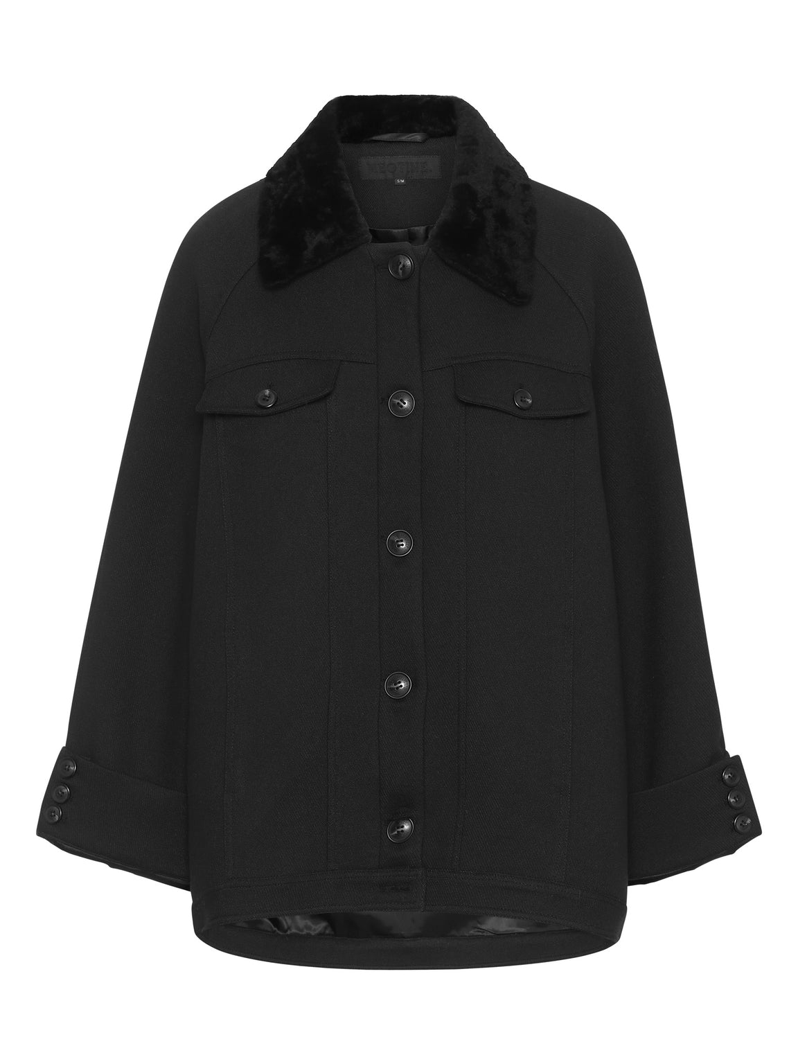 JACKIE JACKET - BLACK