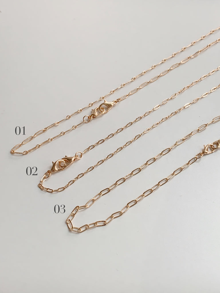 Mask Chain (Metal)