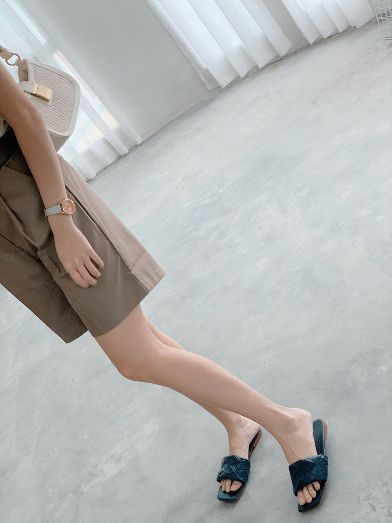 Lushy Suits Pant BROWN