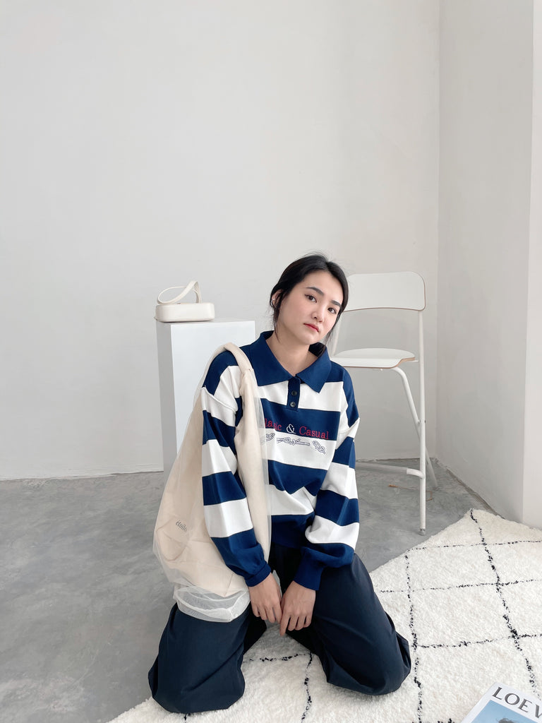 Polo Sweater (BACK IN STOCK)