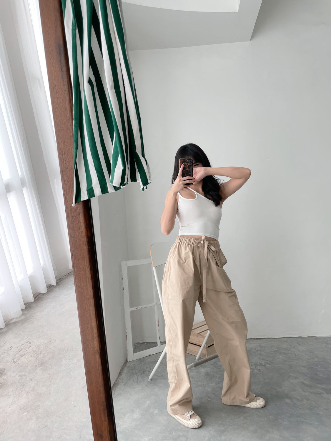 Homegirls Lounge KHAKI (BACKORDER)