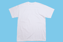 Load image into Gallery viewer, Cotton Crew Neck T-Shirt with Logo on Back