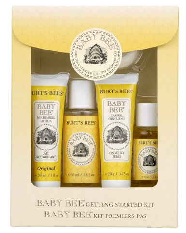 Burt's Bees Baby Bee Sweet Memories Gift Set.