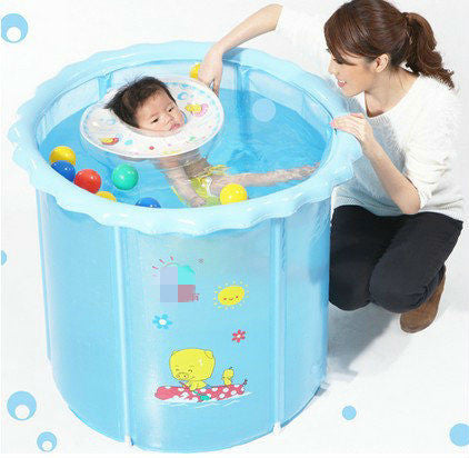 Infant Swimming pool .