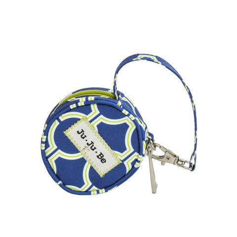 Ju-Ju-Be Paci Pod Pacifier Holder-Royal Envy.