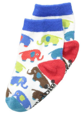 Baby-Boys Elephant Layette Socks By Mud pie
