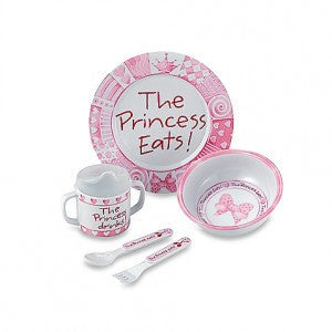 The Princess Eats Feeding Set.