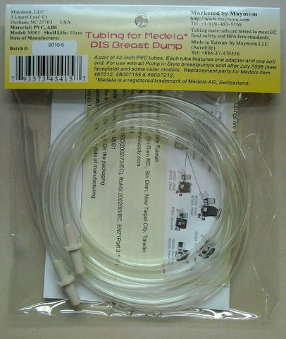 Replacement Tubing for Medela Pump in Style and New Pump in Style Advanced Breast Pump .