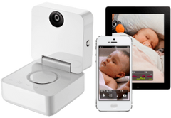 Withings Smart Baby Monitor.