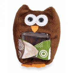 Brown Owl Ouch Pouch by Mud Pie.