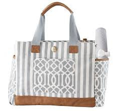 Bigger Bundle Diaper Bag By Mud Pie