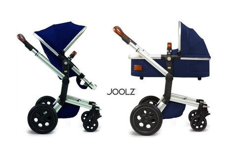 Joolz Day Complete Kit Earth Edition (Parrot-blue ).