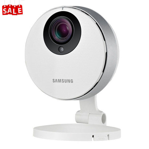 Samsung SmartCam HD Pro 1080p Full-HD Wi-Fi Camera.