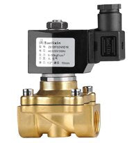 ZS 2/2-Way Large Diameter, Direct Acting Solenoid Valve, Normally Closed - AircoProducts
