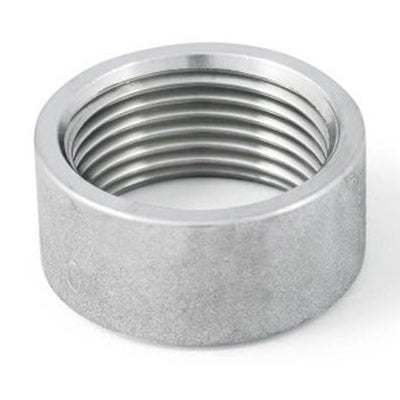 Threaded Half Coupling 150lb Stainless Steel 316 - AircoProducts